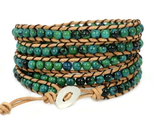 blueyes-collection-amicable-blue-mix-vert-chrysocolle-pierre-precieuse-perles-sur-daim-cuir-bracelet