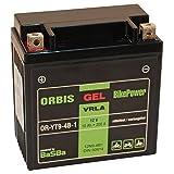 Orbis GEL12-9-4B-1 Motorradbatterie - 12N9-4B1 12...
