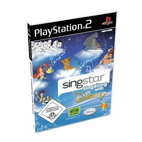 SingStar Singalong with Disney - englisch