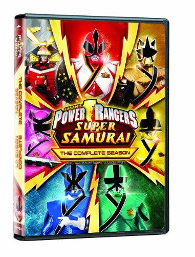 Power Rangers Super Samurai the Complete Season