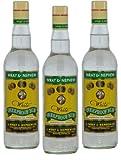 WRAY & NEPHEW'S Overproof White Rum SET 3 x
