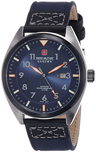 51x5namcYDL - Swiss Military Mens SM14526JSTBBL.H03 watch