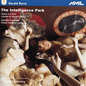 The Intelligence Park By Gerald Barry