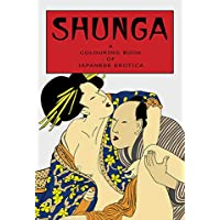 Valentines Gift for your Husband or Partner Look No Further - Have Hours of Fun Colouring in this Shunga Novel Book - A idea with a twist