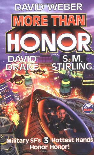More Than Honor (Worlds of Honor (Weber))