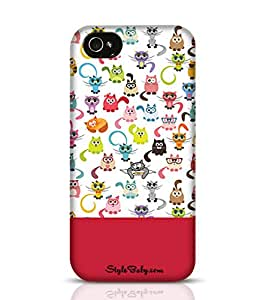 Style baby Cats Apple iPhone 5C Phone Case