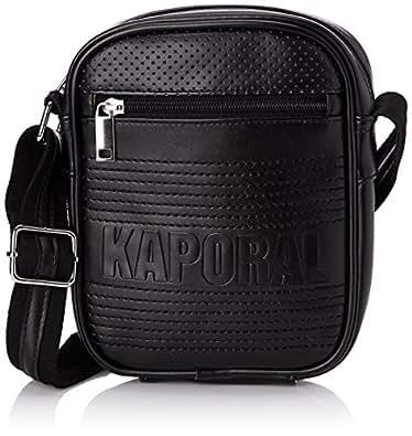 Kaporal Pikar, Sac porté épaule - Noir (Black), Taille Unique