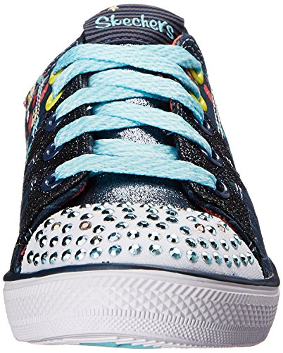 Skechers Chit Chat Dizzy Dayz Mädchen Sneakers Blau (NVCL)