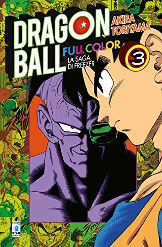 La saga di Freezer. Dragon Ball full color: 3