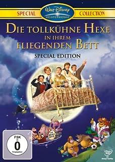 Die tollkühne Hexe in ihrem fliegenden Bett (Special Collection) [Special Edition]