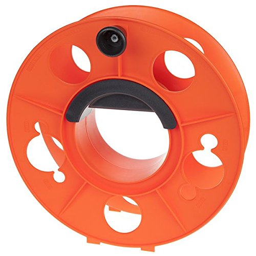 BAYCO KW-130 CORD STORAGE REEL WITH CENTER SPIN HANDLE  150-FEET BY BAYCO