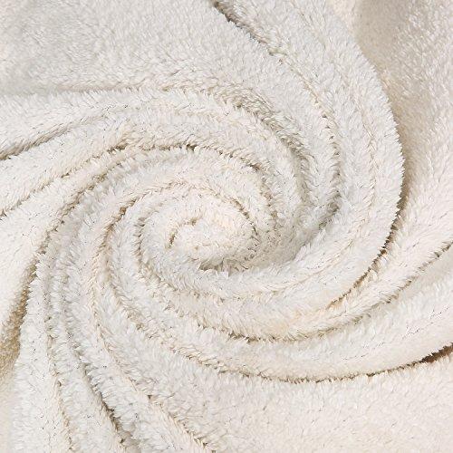 HaustierDecke Luxus Weiche warme Decke für Hund Katze Bett Matte (100x80 cm L)