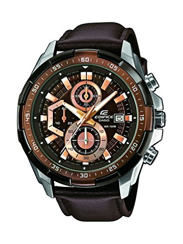Casio Herren-Armbanduhr Analog Quarz Resin EFR-539L-5AVUEF