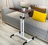 LQQGXLPortabler Klapptisch Faule Laptoptabelle, einfacher Schreibtisch, beweglicher Tisch des Aufzugs faltend (Farbe : C)