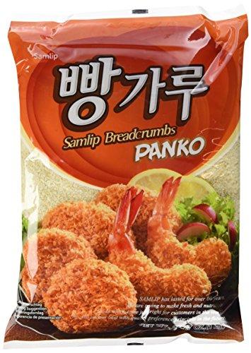 Samlip Panko Paniermehl  (aus Südkorea) 10er Vorteilspack (10 x 1kg)