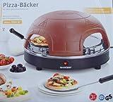Details zu Pizzaofen Pizza Ofen Miniofen Minipizza Terracotta Terracottadom Pizza Pizzadom