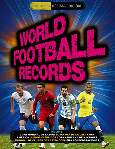 World Football Records 2018 (Libros ilustrados) por Varios autores