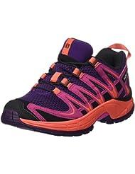 Salomon Kinder XA Pro 3D, Synthetik/Textil, Trailrunning/Outdoor-Schuhe