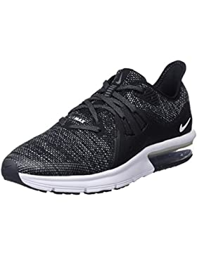 NIKE Air MAX Sequent 3 (GS), Zapatillas de Running para Niños