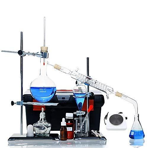 Labor Magnetrührer Komplette Glas Destillationseinheit gebraucht kaufen  Wird an jeden Ort in Deutschland
