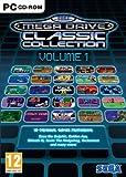 SEGA Mega Drive Classic Collection (PC DVD)