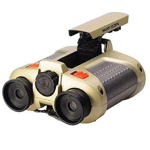 XCSSKG 4x 30Fernglas-Teleskop-Pop-Up-Nachtsichtgerät Fernglas für Kinder Jungen-Geschenk