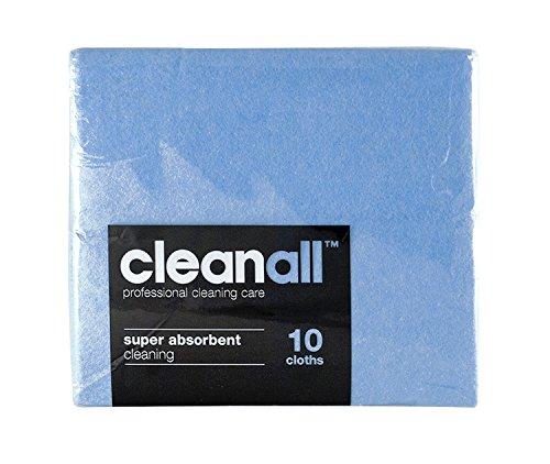 cleanall jcc10b janitors panno, Super assorbente, colore: blu (Confezione da 24)