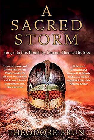 book cover of A Sacred Storm