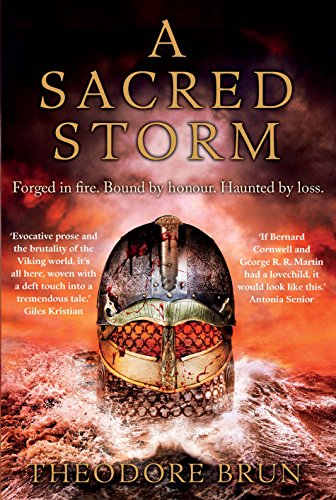 Theodore Brun - A Sacred Storm (2018) sur Bookys