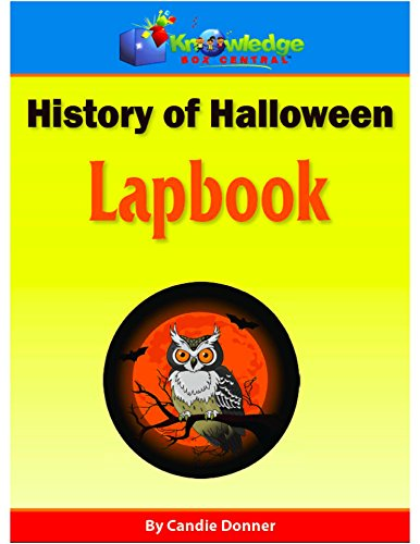 (History of Halloween Lapbook: Plus FREE Printable Ebook (English Edition))