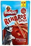 Bakers Rewards Variety Dog Treat, 100 g - Pack of 8