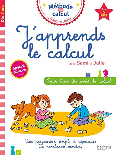 J'apprends le calcul avec Sami et Julie par Agathe Allisy
