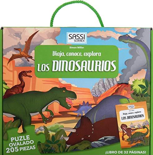 Los Dinosaurios. Viaja, Conoce, Explora
