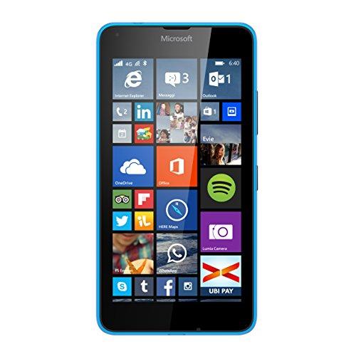 Nokia A00024330 - Smartphone 4G de 5   1280 x 720 p  xeles  IPS  1 2 GHz  Qualcomm Snapdragon  ARM Cortex-A7  8 GB   color cian