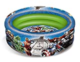 Mondo Spa 16609 Piscine Gonflable Avengers Diametre 100CM150, Multicolore, 20, 5000 x 5, 0000 x 28, 5000 cm