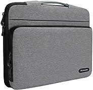 حقيبة تخزين واقية بجيب جانبي كبير وحافظة لاب توب 13-13.3 انش لجهاز ماك بوك اير 13 انش/ ماك بوك برو/ نوت بوك -