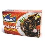 Produkt-Bild: Calamares - Tintenfisch, Stücke in eigener Tinte