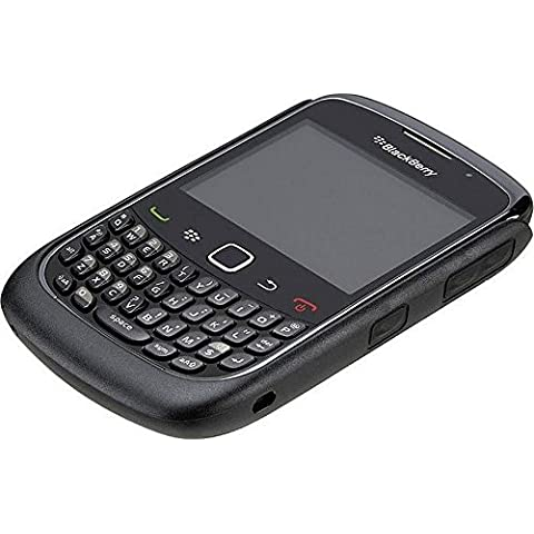 BlackBerry BB32919201 - Carcasa para BlackBerry 8520/9300, negro