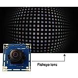 HITSAN Ominivison Ov2710 1080p Wide Angle USB Camera Module Mjpeg 30fps 60fps 120fps High Speed 180 Degree Fisheye Cmos Camera Board