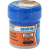 1 X Soldar Pasta fluida Térmica Soldadura Reparación Welding Flux SMT XG-50 Sn63 Pb37