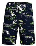 ICEbear Uomini Swim Trunks Cool Sportswear Quick Dry Pantaloncini da surf da spiaggia