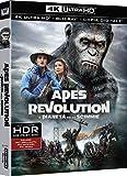 Apes Revolution - Il Pianeta Delle Scimmie (Blu-Ray 4k UltraHD + Blu-Ray)