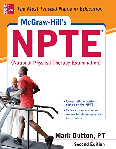 Download Mcgraw Hills Npte National Physical Therapy Exam Second