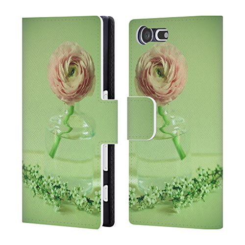 official-olivia-joy-stclaire-pieces-of-spring-on-the-table-2-leather-book-wallet-case-cover-for-sony