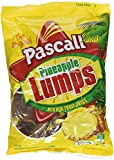 Pascall Chewy Pineapple Lumps, 140 g, Pack of 2