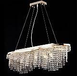 Casa Padrino Barock Decken Kristall Kronleuchter Gold 93,3 x H 68 cm Antik Stil - Möbel Lüster Leuchter Hängeleuchte Hängelampe