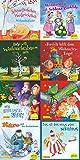 Lasst uns froh und munter sein (8x1 Exemplar) (Pixi-Weihnachts-8er-Set, Band 30)