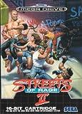 STREETS OF RAGE 2 (Pal) Sega Mega Drive -