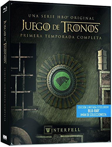 Juego De Tronos - Temporada 1 (Edición Metálica) [Blu-ray]