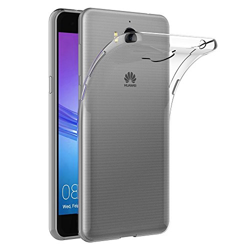 Cover Huawei Nova Young, AICEK Cover Huawei Nova Young Silicone Case Molle di TPU Trasparente Sottile Custodia per Huawei Nova Young